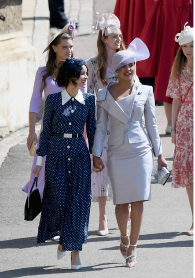 royal wedding gli outfit