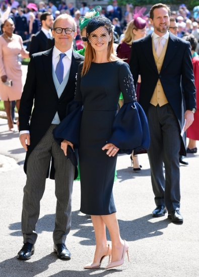 royal wedding gli aoutfit