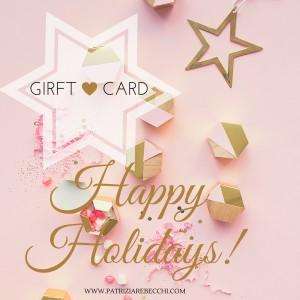 gift card regalo per lei consulenza di immagine con personal shopper