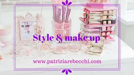 assortimento di cosmetici