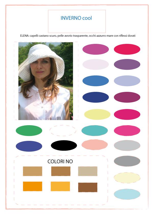 colori amici e colori no nell'armocromia