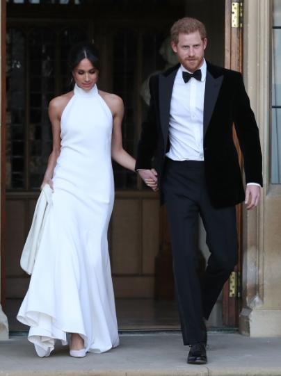 royal wedding: gli outfot