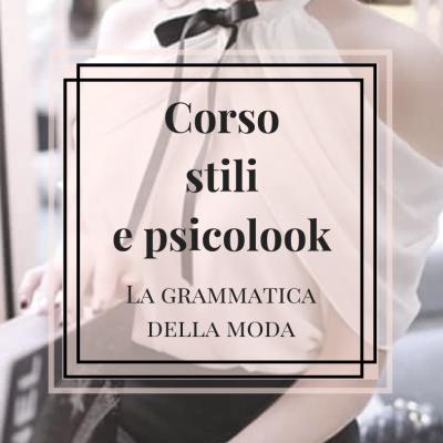 Stili e psicologia della moda