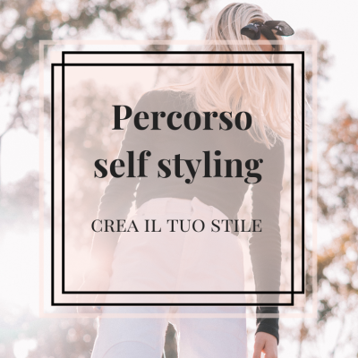 PERCORSO SELF STYLING IN MAIL