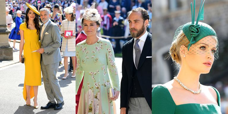 royal wedding: gli outfit