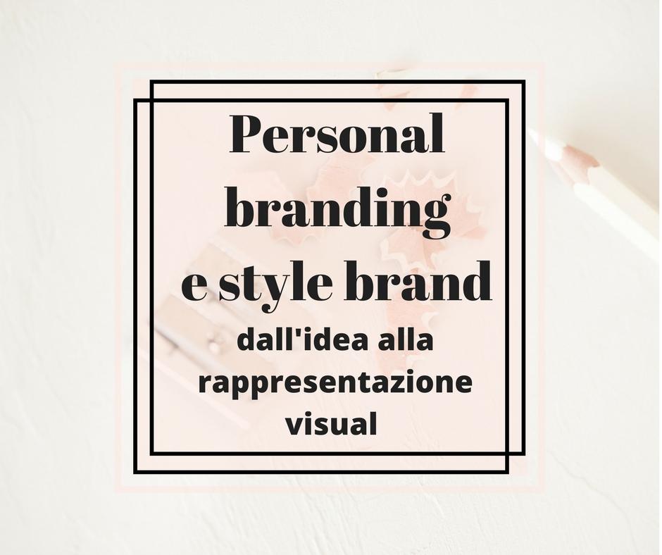 personal branding style brand